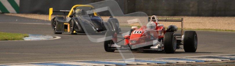 © Octane Photographic Ltd. Donington Park un-silenced general test day, 26th April 2012. Prajesh Shah, Dallara, F3 Cup. Digital Ref : 0301lw7d8195