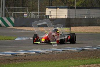 © Octane Photographic Ltd. Donington Park un-silenced general test day, 26th April 2012. Neil Harrison, Dallara F302 Toyota, F3 Cup. Digital Ref : 0301lw7d8294