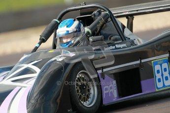 © Octane Photographic Ltd. Donington Park un-silenced general test day, 26th April 2012. Performance Direct Radical Clubman's Cup - Supersports, Jennifer Ridgway. Digital Ref : 0301cb1d2781