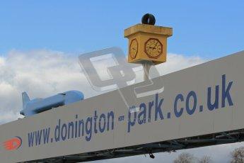 © Octane Photographic Ltd. Donington Park un-silenced general test day, 26th April 2012. Digital Ref : 0301cb7d8313