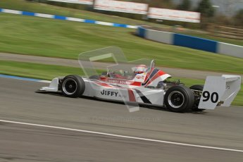 © Octane Photographic Ltd. Donington Park un-silenced general test day, 26th April 2012. Digital Ref : 0301lw7d0109