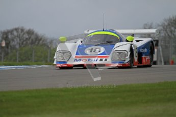 © Octane Photographic Ltd. Donington Park un-silenced general test day, 26th April 2012. Aston Martin AMR1. Digital Ref : 0301lw7d9013