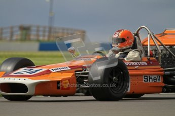 © Octane Photographic Ltd. Donington Park un-silenced general test day, 26th April 2012. Cengiz Artam, March 701. Digital Ref : 0301lw7d9368