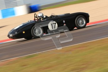 © Octane Photographic Ltd. Donington Park un-silenced general test day, 26th April 2012. Aston Martin DB3. Digital Ref : 0301cb7d7700