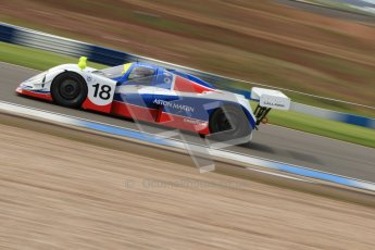 © Octane Photographic Ltd. Donington Park un-silenced general test day, 26th April 2012. Aston Martin AMR1. Digital Ref : 0301cb7d8199