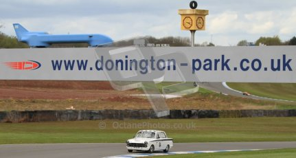 © Octane Photographic Ltd. Donington Park un-silenced general test day, 26th April 2012. Digital Ref : 0301cb7d8241