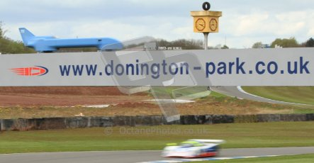 © Octane Photographic Ltd. Donington Park un-silenced general test day, 26th April 2012. Aston Martin AMR1. Digital Ref : 0301cb7d8245