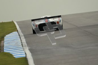 © Octane Photographic Ltd. Donington Park testing, May 17th 2012. Bob Berridge - Lancia LC2. Digital Ref : 0339cb1d6754
