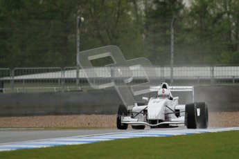 © Octane Photographic Ltd. Donington Park testing, May 17th 2012. Digital Ref : 0339lw7d9222