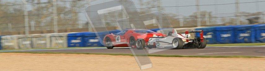 © Octane Photographic Ltd. Donington Park un-silenced general testing. Thursday 29th March 2012. Digital Ref : 0261cb7d3862
