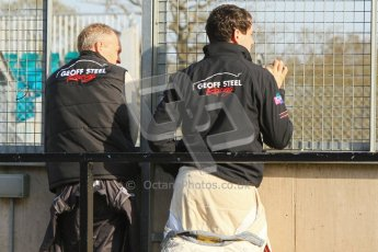 © Octane Photographic Ltd. Donington Park un-silenced general testing. Thursday 29th March 2012. Digital Ref : 0261cb7d4204