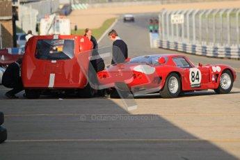 © Octane Photographic Ltd. Donington Park un-silenced general testing. Thursday 29th March 2012. Digital Ref : 0261cb7d4214
