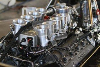 © Octane Photographic Ltd. Donington Park un-silenced general testing. Thursday 29th March 2012. Digital Ref : 0261cb7d4273