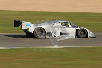 © Octane Photographic Ltd. Donington Park un-silenced general testing. Thursday 29th March 2012. Sauber C9 - Gareth Evans. Digital Ref : 0261cb7d4494