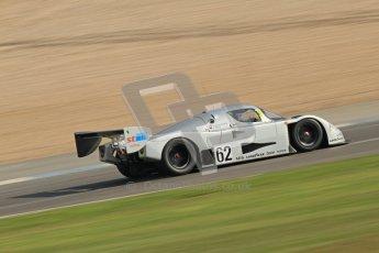 © Octane Photographic Ltd. Donington Park un-silenced general testing. Thursday 29th March 2012. Sauber C9 - Gareth Evans. Digital Ref : 0261cb7d4885
