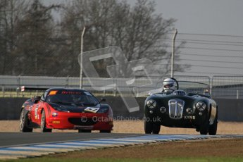 © Octane Photographic Ltd. Donington Park un-silenced general testing. Thursday 29th March 2012. Digital Ref : 0261lw7d4340