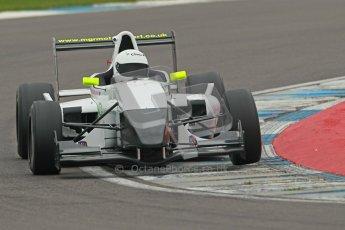© Octane Photographic Ltd. Donington Park testing, May 3rd 2012. David Wagner - Formula Renault BARC. Digital Ref : 0313cb1d6870