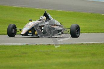 © Octane Photographic Ltd. Donington Park testing, May 3rd 2012. Ryan Cullen - Dunlop MSA Formula Ford Championship of Great Britain. Digital Ref : 0313cb1d7397