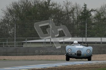 © Octane Photographic Ltd. Donington Park testing, May 3rd 2012. Digital Ref : 0313lw7d5634