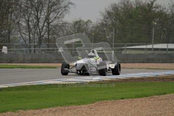 © Octane Photographic Ltd. Donington Park testing, May 3rd 2012. David Wagner - Formula Renault BARC. Digital Ref : 0313lw7d5918