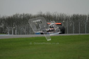 © Octane Photographic Ltd. Donington Park testing, May 3rd 2012. Jamie Brashaw - March 793. Digital Ref : 0313lw7d6000