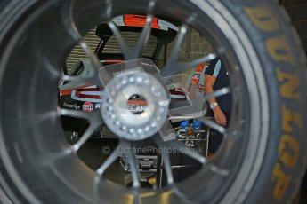 © Octane Photographic Ltd. 2012. Donington Park - General Test Day. Thursday 16th August 2012. FIA WEC. Aston Martin Vantage GTE. Digital Ref : 0458cb1d0013