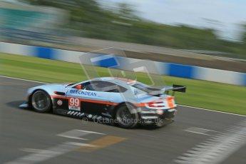 © Octane Photographic Ltd. 2012. Donington Park - General Test Day. Thursday 16th August 2012. FIA WEC. Aston Martin Vantage GTE. Digital Ref : 0458cb1d0187