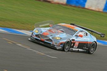 © Octane Photographic Ltd. 2012. Donington Park - General Test Day. Thursday 16th August 2012. FIA WEC. Aston Martin Vantage GTE. Digital Ref : 0458cb1d1320