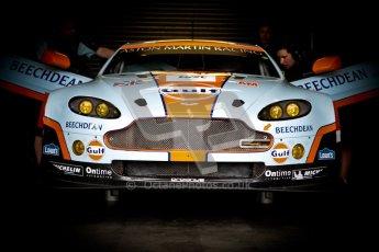 © Chris Enion/Octane Photographic Ltd. 2012. Donington Park - General Test Day. Thursday 16th August 2012. FIA WEC. Aston Martin Vantage GTE. Digital Ref : 0458ce1d0687
