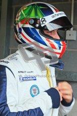 © Octane Photographic Ltd. 2012. Donington Park - General Test Day. Thursday 16th August 2012. Formula Renault BARC. Kieran Vernon - Hillspeed. Digital Ref : 0458cb1d0036