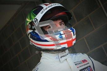 © Octane Photographic Ltd. 2012. Donington Park - General Test Day. Thursday 16th August 2012. Formula Renault BARC. Kieran Vernon - Hillspeed. Digital Ref : 0458cb1d0040