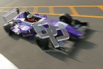 © Octane Photographic Ltd. 2012. Donington Park - General Test Day. Thursday 16th August 2012. Formula Renault BARC. Josh Webster - MGR Motorsport. Digital Ref : 0458cb1d0107