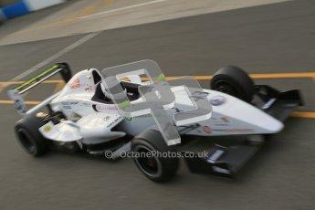© Octane Photographic Ltd. 2012. Donington Park - General Test Day. Thursday 16th August 2012. Formula Renault BARC. David Wagner - MGR Motorsport. Digital Ref : 0458cb1d0140