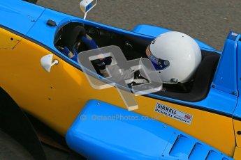 © Octane Photographic Ltd. 2012. Donington Park - General Test Day. Thursday 16th August 2012. Formula Renault BARC. Oliver Sirrell - ACS Motorsport. Digital Ref : 0458cb1d0239