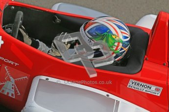 © Octane Photographic Ltd. 2012. Donington Park - General Test Day. Thursday 16th August 2012. Formula Renault BARC. Kieran Vernon - Hillspeed. Digital Ref : 0458cb1d0292