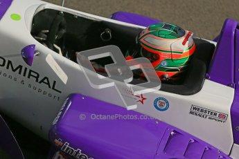 © Octane Photographic Ltd. 2012. Donington Park - General Test Day. Thursday 16th August 2012. Formula Renault BARC. Josh Webster - MGR Motorsport. Digital Ref : 0458cb1d0299
