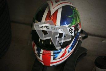 © Octane Photographic Ltd. 2012. Donington Park - General Test Day. Thursday 16th August 2012. Kieran Vernon - Hillspeed. Formula Renault BARC. Digital Ref : 0458cb1d0309