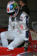 © Octane Photographic Ltd. 2012. Donington Park - General Test Day. Thursday 16th August 2012. Formula Renault BARC. Kieran Vernon - Hillspeed. Digital Ref : 0458cb1d0491