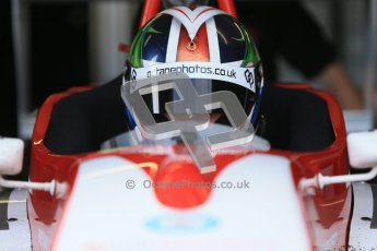 © Octane Photographic Ltd. 2012. Donington Park - General Test Day. Thursday 16th August 2012. Formula Renault BARC. Kieran Vernon - Hillspeed. Digital Ref : 0458cb1d0511
