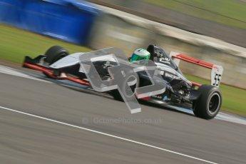 © Octane Photographic Ltd. 2012. Donington Park - General Test Day. Thursday 16th August 2012. Formula Renault BARC. Matt Tiffin - JWA-Avila. Digital Ref : 0458cb1d0621