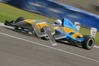 © Octane Photographic Ltd. 2012. Donington Park - General Test Day. Thursday 16th August 2012. Formula Renault BARC. Oliver Sirrell - ACS Motorsport. Digital Ref : 0458cb1d0637