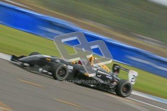 © Octane Photographic Ltd. 2012. Donington Park - General Test Day. Thursday 16th August 2012. Formula Renault BARC. Laura Tillett - Fortec Motorsports. Digital Ref : 0458cb1d0716