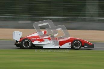 © Octane Photographic Ltd. 2012. Donington Park - General Test Day. Thursday 16th August 2012. Formula Renault BARC. Struan Moore - Hillspeed. Digital Ref : 0458cb1d0862