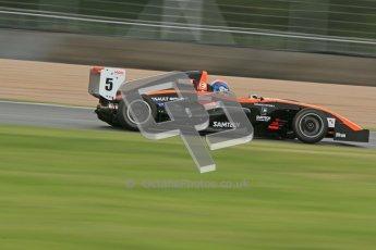 © Octane Photographic Ltd. 2012. Donington Park - General Test Day. Thursday 16th August 2012. Formula Renault BARC. Ivan Taranov - Antel Motorsport. Digital Ref : 0458cb1d0877