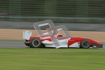 © Octane Photographic Ltd. 2012. Donington Park - General Test Day. Thursday 16th August 2012. Formula Renault BARC. Jacob Nortoft - Hillspeed. Digital Ref : 0458cb1d0893