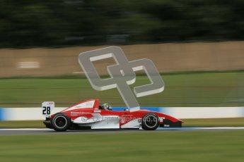 © Octane Photographic Ltd. 2012. Donington Park - General Test Day. Thursday 16th August 2012. Formula Renault BARC. Kieran Vernon - Hillspeed. Digital Ref : 0458cb1d1118