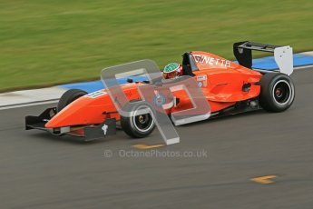 © Octane Photographic Ltd. 2012. Donington Park - General Test Day. Thursday 16th August 2012. Formula Renault BARC. Seb Morris - Fortec Motorsports. Digital Ref : 0458cb1d1314