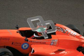 © Octane Photographic Ltd. 2012. Donington Park - General Test Day. Thursday 16th August 2012. Formula Renault BARC. Seb Morris - Fortec Motorsports. Digital Ref : 0458cb1d1437