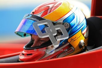 © Octane Photographic Ltd. 2012. Donington Park - General Test Day. Thursday 16th August 2012. Formula Renault BARC. Jacob Nortoft - Hillspeed. Digital Ref : 0458cb7d0081