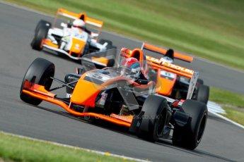 © Octane Photographic Ltd. 2012. Donington Park - General Test Day. Thursday 16th August 2012. Formula Renault BARC. Ivan Taranov - Antel Motorsport. Digital Ref : 0458ce1d0032